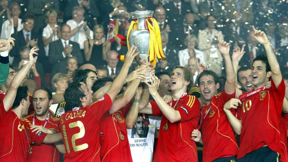 The Statistics Confirm That Spain Triumphs When Fewer Madrid Footballers Have